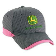 John Deere Ladies Athletic Mesh Cap | RunGreen.com John Deere Hats, Mesh Cap, Girl With Hat, Country Girls, Hats For Women, Baseball Cap, Cowboy Hats, Athletic, Lady