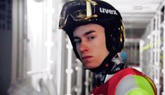 Stefan Kraft, Ski Jumping, Jumpers, Austria, Skiing, Panda, Captain Hat, Sky, Sports