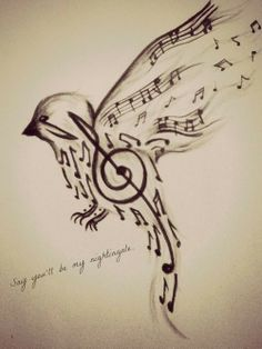 Tattoo ideas music notes symbols ideas for 2019 drawings Tattoo ideas music notes symbols ideas for 2019 Music Drawings, Drawing Sketches, Cool Drawings, Tattoo Drawings, Pictures For Drawing, Drawing Ideas, Tumblr Sketches, Music Pictures, Cool Sketches