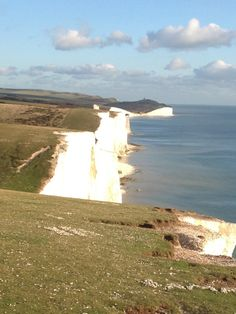 Seven Sisters Country Park has it all - dramatic cliffs, open grassland and a meandering river valley.