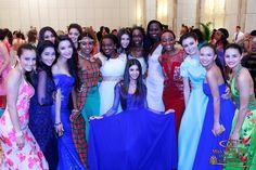 Miss World 2015 Charity Gala #missworld2015 #missworld #sanya #charitygala