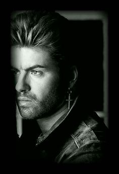 George Michael Portrait