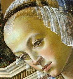 Andrea del Verrocchio - The Virgin and Child with Two Angels