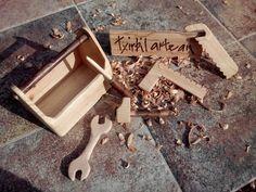 Txirbil artean: Caja de herramientas