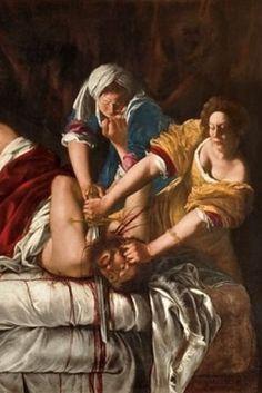 Artemisia Gentileschi | 14 Badass Historical Women To Name Your Daughters After