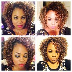 Some More Beautiful Crotchet Braids @ahykonikdiva - http://www.blackhairinformation.com/community/hairstyle-gallery/braids-twists/beautiful-crotchet-braids-ahykonikdiva/ #braidsandtwists
