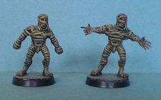 Heroquest Mummies (including a conversion)