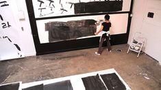 Korean-born artist Hyunmee Lee discusses her life and work in her Salt Lake City, Utah studio.