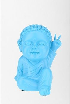 @Brittany Cole this made me think of you. Buddha bank!! so stinking cute.
