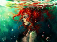 The sound of the surf by Gretlusky on DeviantArt