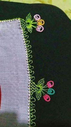 125 Grain Crochet Embroider Edges All Beautiful Zwei Blätter Drei Blumen Häkelspitze, Baby Knitting Patterns, Crochet Patterns, Knitting Wool, Arm Knitting, Crochet Trim, Crochet Lace, Joining Yarn, Flower Embroidery Designs, Lace Making