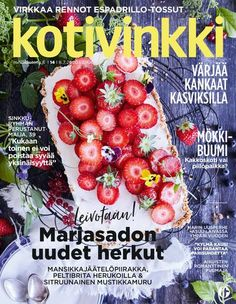 Kotivinkin 10 suosituinta leivonnaisreseptiä | Meillä kotona Projects To Try, Vegetables, Food, Meal, Eten, Vegetable Recipes, Meals, Veggies