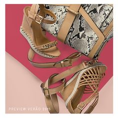 Trend Summer! #shoestock #previewverao15 #summertime #summer15 #trend - Ref 15.01.0519 - 09.03.0145