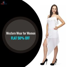 A Dress is apparel that every girl and women loves to flaunt. Be it a for a formal event or a informal one get the best and the most fashionable dresses from popular brands in various fabrics like cotton, crepe, linen, georgette, polyester, poly crepe, viscose and many more we have them all at Fingoshop. Party Wear For Women, Western Wear For Women, Party Wear Dresses, Formal Dresses, Best Online Shopping Sites, Every Girl, Fancy Dress, Short Skirts, Fashion Dresses