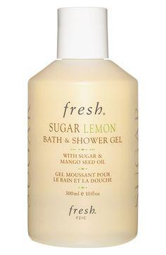 Fresh® Sugar Lemon Bath & Shower Gel available at #Nordstrom