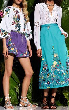 Macrame Embroidered Shirt by ZUHAIR MURAD for Preorder on Moda Operandi