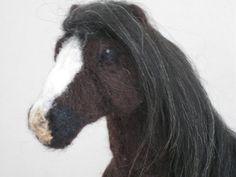 Handmade Needle Felted Animals Wool by ShellsMysticFelts
