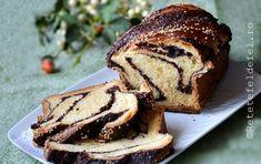 COZONAC FARA FRAMANTARE - Rețete Fel de Fel French Toast, Breakfast, Rome, Morning Coffee