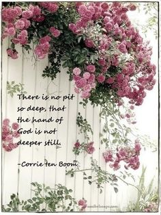 Corrie ten Boom quote- one I especially cherish