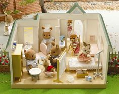 Sylvanian Families Cottage Hospital