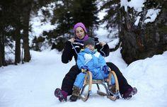 Austria, Tirolo. Alpbach: una fiaba tirolese, intagliata nel legno. http://www.familygo.eu/viaggiare_con_i_bambini/austria/tirolo/alpbach-vacanze-neve-tirolo-con-bambini.html