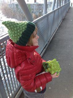 Children under the Cabbage Hat
