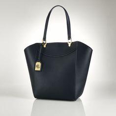 Lexington Tote - Totes  Handbags - RalphLauren.com