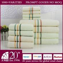 China, la parte superior con un material 100% algodón toallas de mano cero giro…