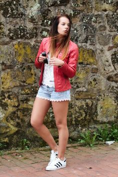 Summer Look Sport Outfit