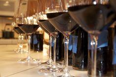 Red wine blending