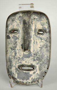 Vintage African Art Mask - Sukuma People - Tanzania Africa :: Quintessentia