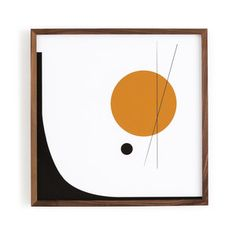 Austin-based artist Jess Engle channels modern geometry in her clean, striking prints, designed to mix and match for clever customization. Walnut framing handmade in USA. Specs x x Walnut Frame Watercolor Paper Custom: Lead Time Weeks Natural Curiosities, Wall Art Sets, Minimalist Art, Painting & Drawing, Wall Art Prints, Modern Art, Abstract Art, Fine Art, Watercolor Paper
