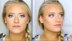 @Simplystephjaye Client Makeup Tutorial Soft glowy glam