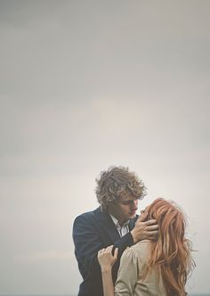 Would love a shot like this. Love his hand placement in her hair. Would prefer something in background though.