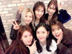 SNSD members came to watch the VIP premiere of YoonA's movie 'Cooperation' ~ Wonderful Generation ~ All About SNSD, Wonder Girls, and f(x)
