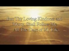The Lord is My Shepherd By John Rutter With Lyrics