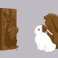 Bunny Empire Strikes Back.