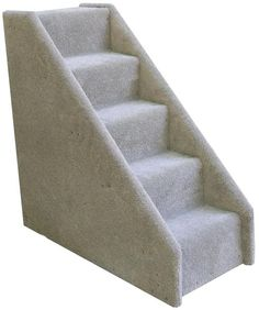 dog bed steps tall | Dog Stairs for High Bed Steps