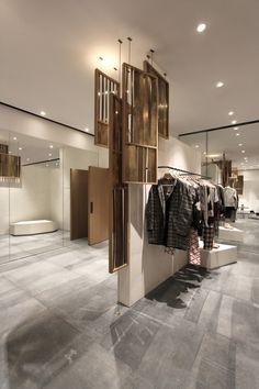 Isabel Marant Store, Shanghai designed by Ciguë