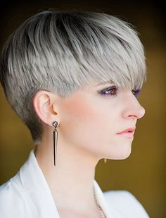 pixie haircuts for grey | Jay Mebeal Design — New Post has been published on...
