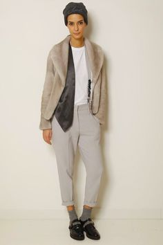 Brunello Cucinelli Ready To Wear Fall Winter 2014 Milan