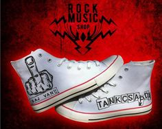 Chuck Taylor Sneakers, Rock Music, Rock N Roll, Chuck Taylors, Bands, Pictures, Shopping, Photos, Rock Roll
