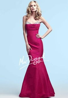 MacDuggal Dresses76676Y Dress at Peaches Boutique