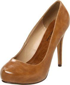 Michael Antonio Women's Loveme Closed-Toe Pump - designer shoes, handbags, jewelry, watches, and fashion accessories | endless.com