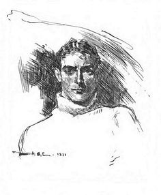 Portrait of Howard Chandler Christy by Himself.jpg