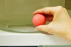 How to Make a Bouncy Ball (Without Borax)