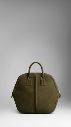 Burberry - THE ORCHARD IN SUEDE NUBUCK LEATHER