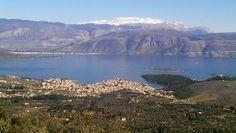 Galaxidi, Greece. Sandy Beaches, Beautiful Islands, Greek Islands, Greece, Landscaping, Mountains, History, Nice, Amazing