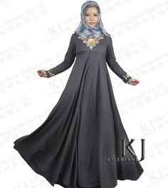 Promotion!muslim abaya/jilbab islamic clothing for women modern fashion girl styled dubai long dress muslim dresses long formal $104.99 - 110.99