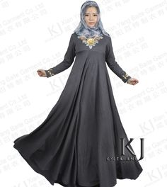 short to long dresses jilbab